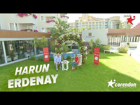 Corendon Sport Talks Episode 7 : Harun Erdenay | SUBTITLED - Corendon Airlines