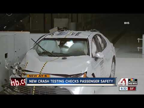 Changes coming in crash testing passenger-side airbags
