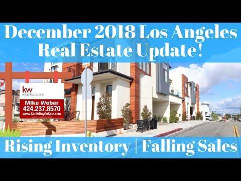 December 2018 Housing Market Update Los Angeles & South Bay