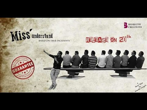 Miss Understand.. by Kranthi alapati
