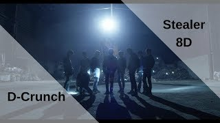 D-CRUNCH(디크런치) - STEALER [8D USE HEADPHONES]