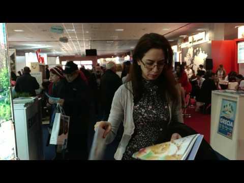 Targul de Turism al Romaniei 2017 ROMEXPO Bucuresti