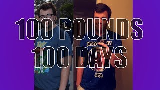 100 Pounds in 100 Days: My Weight Loss Story