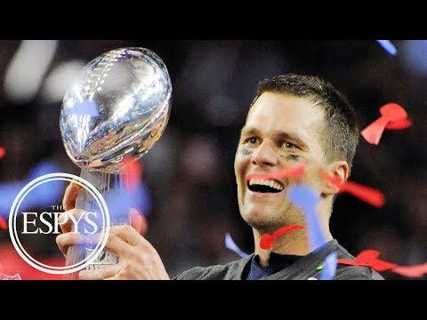 Tom Brady: The Winningest Quarterback Of All Time | The ESPYS | ESPN