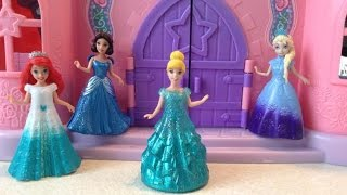 happy birthday cinderella shopkins trash pack surprise elsa disney princess collector toys too