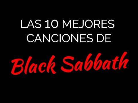 Las 10 mejores canciones de BLACK SABBATH