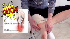 Arch Pain Relief - Plantar fasciitis 5-minute home remedy fix