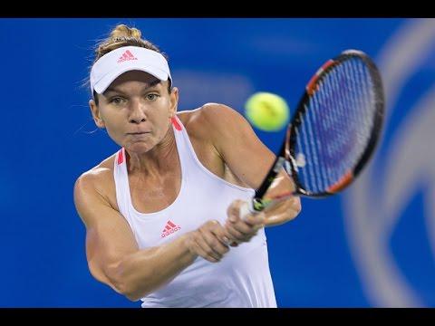 2016 Wuhan Open Round of 16 | Simona Halep vs Yaroslava Shvedova | WTA Highlights