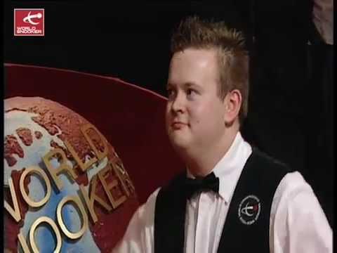 Shaun Murphy Wins 2005 World Championship