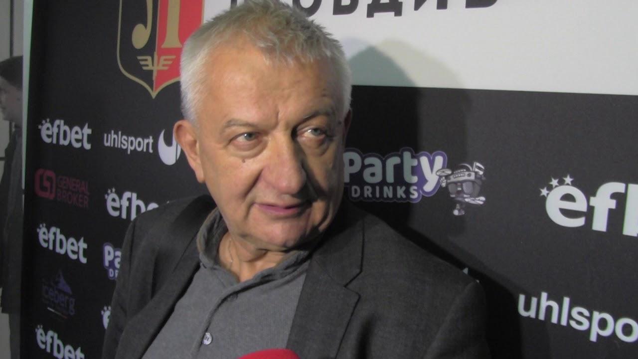 LokomotivTV: Христо Крушарски след победата над Берое