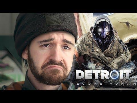 БЕЗДОМНЫЙ АНДРОИД - Detroit: Become Human #3 - Видео с YouTube на компьютер, мобильный, android, ios