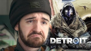 БЕЗДОМНЫЙ АНДРОИД - Detroit: Become Human #3
