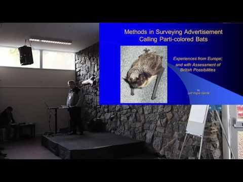 Social Calls of Bats Conference 2016 - Session 4