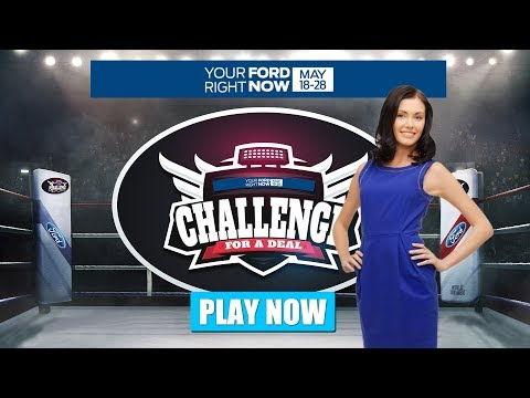 Challenge Waterloo Ford For A Deal: Get your up to $11,500 Challenge Certificate
