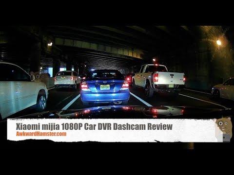 Xiaomi Mijia 1080P Car DVR Dashcam Review
