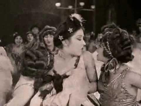 Catherine Hessling And Jean Renoir
