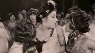 Catherine Hessling,1926. Canta: Bando da Lua, 1938. Pegando fogo