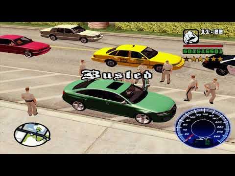 GTA SA Busted 28