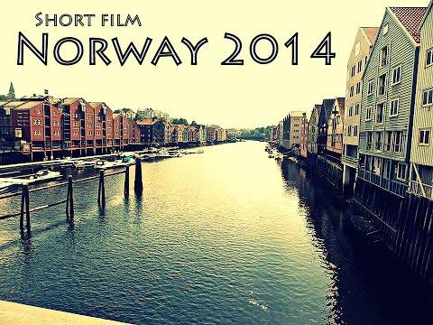 Norway 2014 - Trondheim - film