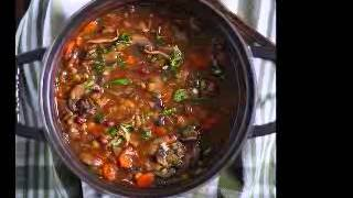 How To Make A Homemade Beef And Cabbage Vegetable Soup