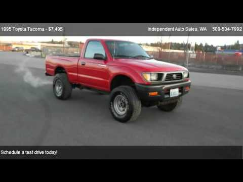 1995 Toyota Tacoma SX - for sale in Spokane Valley, WA ...