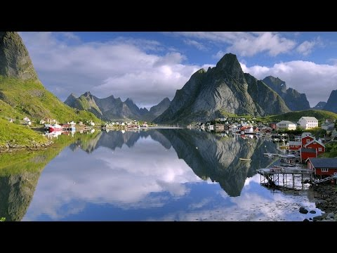 Du Học Na Uy- Cảnh Đẹp Mê Hồn Ở Na Uy
