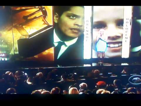 Bruno Mars - Record Of The Year (Grammy Nominee's 2012)