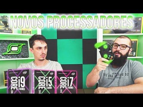 INTEL CORE I9!!! CONTROLE DE XBOX OU PS4!!
