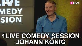 "Johann König ""Milchbrötchenrechnung"": Veganer | 1LIVE Comedy-Session"