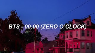 Download Mp3 Bts  방탄소년단  '00:00  Zero O'clock ' Easy Lyrics
