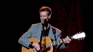 "Randy Travis performing ""A Horse Called Music""...."