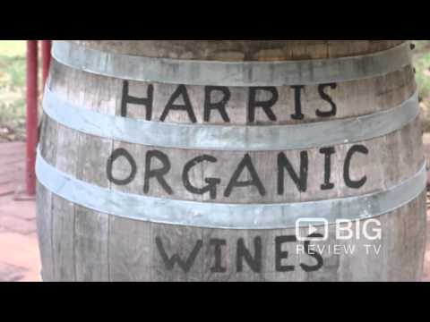 Harris Organic Wines a Winery in Perth offering quality organic Wine