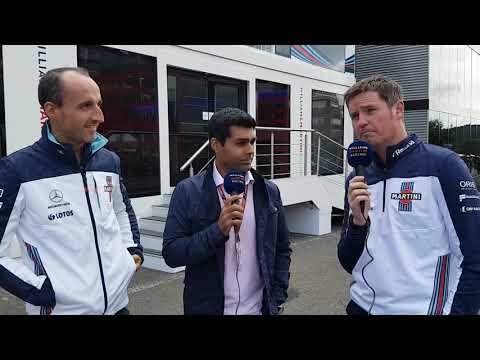 Williams TV: Catch-up with Karun after F1's Summer Break