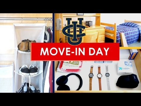 College Move-In Day Vlog // UCI | Ep. 172