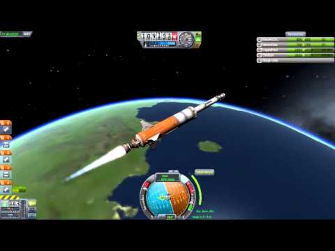 Kerbal Space Program - Season 2 - Solar Panels?.. Who needs 'em!