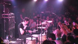 SHELLAC - Steady as she goes -  Athens Greece - An Club 2015
