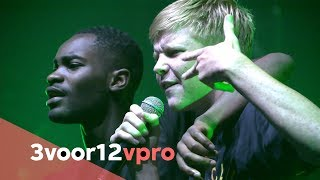 Dave brings Dutch Cas on stage to perform Thiago Silva at Lowlands | 3voor12