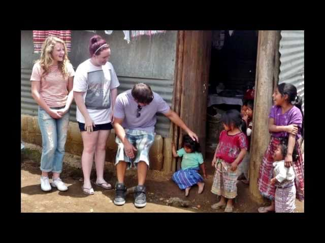 Guatemalan Foundation-Video #6- visit  Part 2  by Jolene,Kellee & Danielle Travel Video