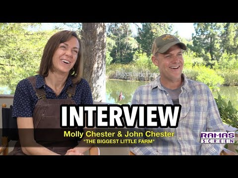 'THE BIGGEST LITTLE FARM' Interview: John & Molly Chester On My Favorite Documentary Of The Year