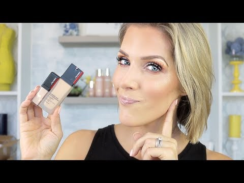 Shiseido Synchro Skin Self Refreshing Foundation And Concealer Review And Demo