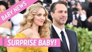 Amanda Seyfried And Thomas Sadoski Secretly Welcome 2nd Child