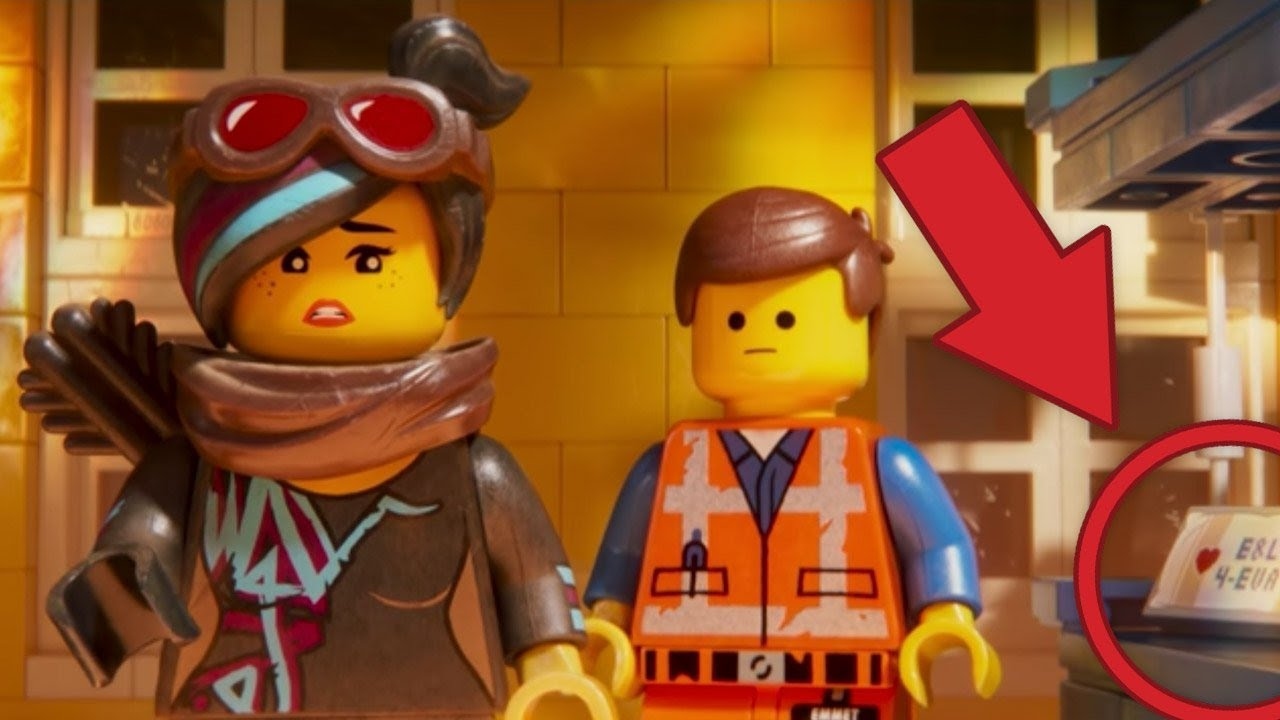 The Lego Movie 2 Teaser Trailer Breakdown - Details and Characters You May Have Missed - YouTube