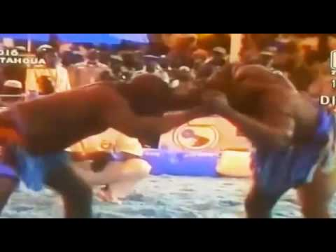 Lutte  tradition du niger tahoua 2016
