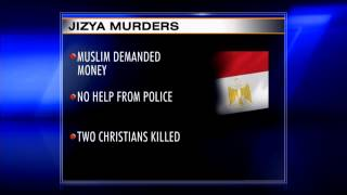 Egypt Christians Killed for Not Paying