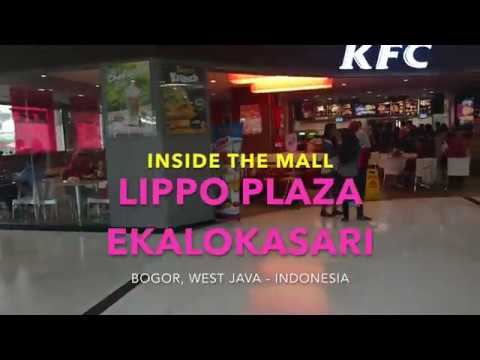 Inside The Mall - Lippo Plaza Ekalokasari Bogor