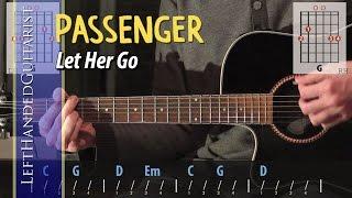 Passenger - Let Her Go | guitar lesson