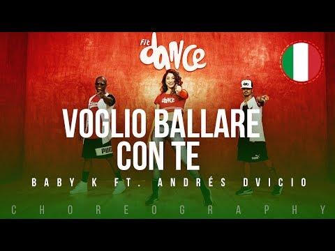 Voglio Ballare Con Te - Baby K ft. Andrés Dvicio | FitDance Life (Choreography) Dance Video