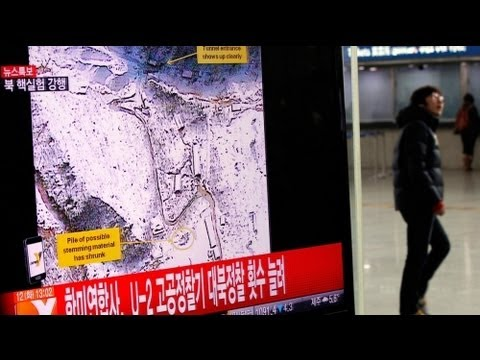 North Korea confirms third nuclear missile test