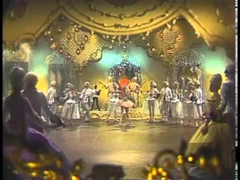 Cinderella Komleva Daoukaev Galinskaya Koul Kirov 1978