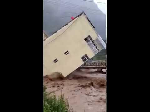 House collapsed in lekki lagos Nigeria